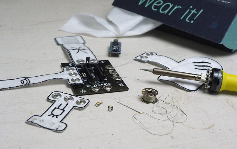 Smart Textiles Tutorials