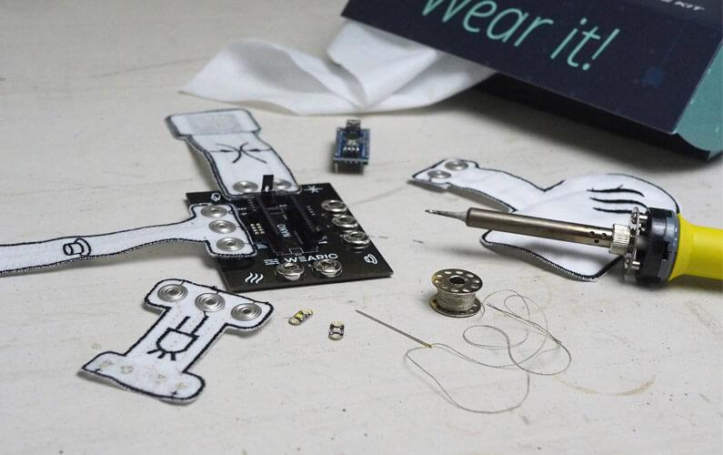 Smart Textiles Tutorials